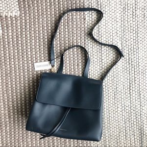 Mansur Gavriel Blu Calf Lady Bag